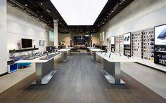 Brussel krijgt primeur eerste Samsung Experience Store