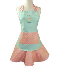 Look what I found on #zulily! 'Hey There Cupcake' Apron - Women by Design Imports #zulilyfinds