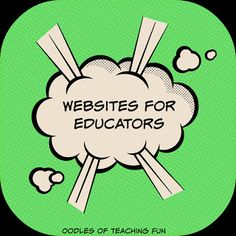 Teachers top favorite websites that are free.