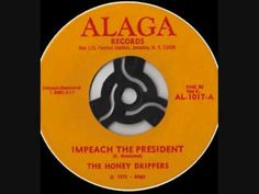 ▶ The Honey Drippers - Impeach The President - YouTube