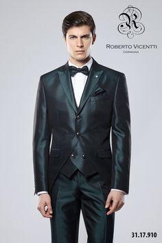Roberto Vicentti, traje de novio.