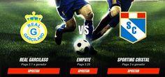 APOSTAR POR REAL GARCILASO VS SPORTING CRISTAL 30 DE OCTUBRE DE 2016 #futbol #apuestas #peru http://ift.tt/2eHe2Dh