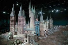 Hogwarts - Harry Potter | 24 Famous Miniature Movie Sets That Will Blow Your Mind