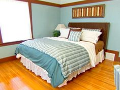 Caribbean-Style Craftsman Bedroom : Page 02 : Archive : Home & Garden Television