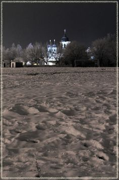 By Night - Chisinau, Moldova, Europe Copyright: Dan Sochirca