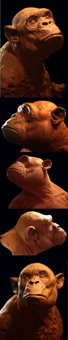 Ape. Alex Oliver.