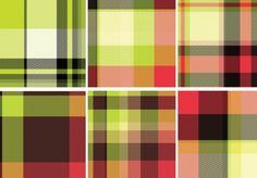 8 Green Pink Plaid Seamless Pattern Set JPG - http://www.dawnbrushes.com/8-green-pink-plaid-seamless-pattern-set-jpg/