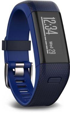 Garmin vivosmart HR+ Heart Rate Monitor GPS Activity Tracker