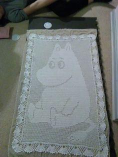 Baby Afghan Crochet, Baby Afghans, Moomin, Needlework, Kids Rugs, Knitting, Decor, Threading, Embroidery