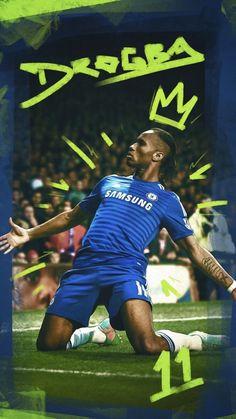 Chelsea Football, Chelsea Fc, Football Team, Football Design, Champions League, Soccer, London, Running, Sports