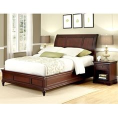 Shop for Home Styles Lafayette Queen Bedroom Set. Get free delivery at…