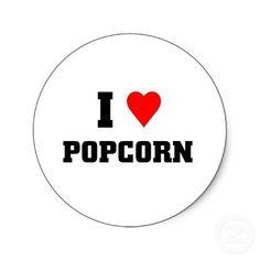 I <3 Popcorn! Do you?