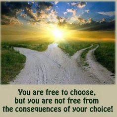 choice and consequences