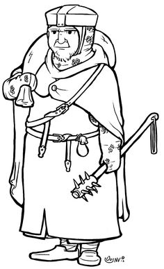 dnd character cleric