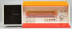 sid - design-is-fine: Raymond Loewy, Nordmende Radio...