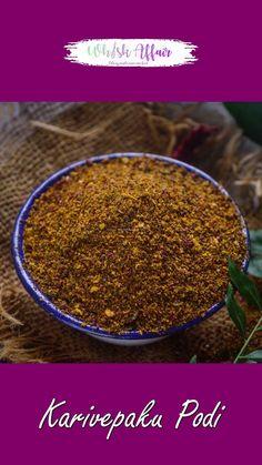 Veg Recipes, Indian Food Recipes, Vegetarian Recipes, Cooking Recipes, Healthy Recipes, Podi Recipe, Kulfi Recipe, Chutney Recipes, Weird Food