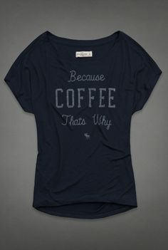 The Alana Tee is perfect to lounge around in bed with + a warm cup of coffee never hurts either.