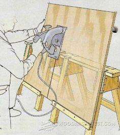 1093-Sawhorse Upgrades
