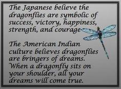 Spiritual Dragonfly