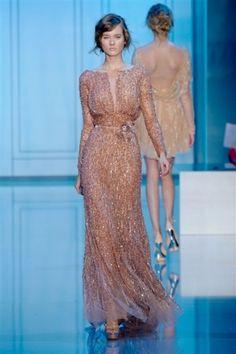 Défilé Elie Saab haute couture, les photos : Défilé Elie Saab haute couture automne-hiver 2011-2012