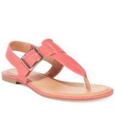 Style&co. Rachael Flat Thong Sandals