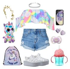 Little Outfit 32 (DDLG) by princess-gweny17 on Polyvore little, ddlg and cgl