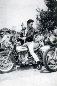 """Elvis In 1966 during the filming of """"Spinout """""""