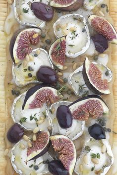 Geoffrey Smeddle's tart recipe carries lots of flavour, with the dream combination of goat's cheese, olives, capers and figs really packing a punch. Preparation is relatively simple for this tart recipe, developed by the chef for the Sunday Herald, but the results are stunning. As is the case in many fig recipes, the figs add a level of sweetness to a collection of savoury ingredients. Have a look through of vegetarian recipes for more meatless dish ideas.