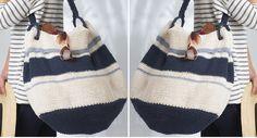Nautical Bag to Crochet