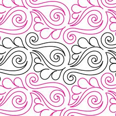 Vogue - Digital - Quilts Complete - Continuous Line Quilting Patterns