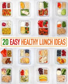 20 Healthy Packed Lunch Ideas – Recipes for Quick Lunches to Go! 20 Healthy Packed Lunch Ideas – Recipes for Quick Lunches to Go!,Fitness Essen A whole month of Healthy Lunch Ideas all in. Healthy Packed Lunches, Lunch Snacks, Healthy Drinks, Healthy Lunchbox Ideas, Nutrition Drinks, Healthy Dishes, Healthy Lunches For School, Kids Lunchbox Ideas, Pool Snacks