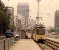 East & West Berlin.  1979- We went to the DYA in West Berlin and we had to take the train through East Berlin during the night to get the West Berlin Side.  It was interesting.  I just did not know I viewed and experienced something that few have...it is a wow factor now.