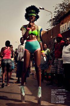 devoutfashion:  All kinds of amazing!  Black Girls Killing ItShop BGKI NOW