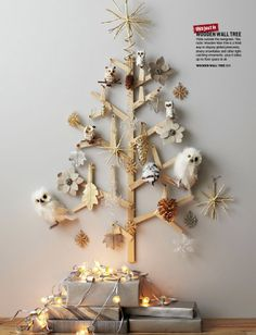 Poppytalk - The beautiful, the decayed and the handmade: Holiday Decor Inspiration from West Elm