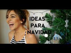 ÁRBOL DE NAVIDAD - TUL Y ATRAPASUEÑOS (DIY) - Fácil. - YouTube