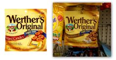 Coupon Diva Queen: Dollar Tree: Werther's Original Sugar Free Candy, Only $0.50