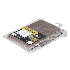 Margerita weerbestendige tafelkleed rechthoekig 13x16m taupe  Een stijlvol rechthoekig tafelkleed. Voorzien van een polyester kern waardoor dit kleed kleurecht en weerbestendig is. Ideaal voor buiten gebruik. Valt soepel over de tafel en blijft liggen door de antislip structuur. Makkelijk te reinigen.  Kleur: Taupe  Materiaal: Polyester  Product lengte: 160  Product breedte: 130  Netto gewicht: 07  Lengte verpakking: 9  Breedte verpakking: 28  Hoogte verpakking: 41  Gewicht: 085  Type…