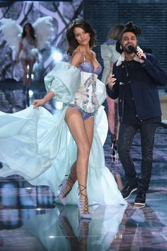Los top looks del Victoria's Secret Fashion Show : ELLE
