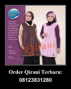 Qirani Blouse Model 147, Hubungi : HUBUNGI :  Whatsapp : +62 812-3831-280  SMS : +62 812-3831-280 BBM : 5F03DE1D