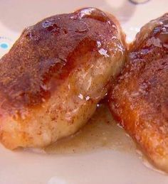 Recipe for Trisha Yearwood Apple Dumplings - Dessert doesn't have to be fancy to be good, these are always tasty and super easy!!