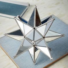Mirrored Star #westelm