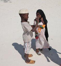 Zanzibar kids