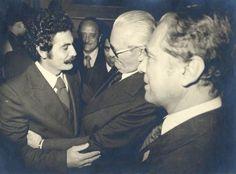 Hemeroteca da Bola: o Golpe Militar e o Futebol Roberto Rivelino com Ernesto Geisel