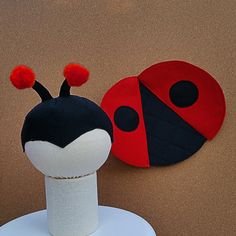 Toddler Gift Set, Ladybug Accessories Set, Mask and Wings by CreativeTeesForTots on Etsy