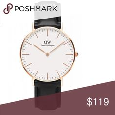 Brand New Daniel Wellington Black 40 mm Watch Brand new Daniel Wellington Accessories Watches