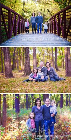 Fall Family photo session by mayra