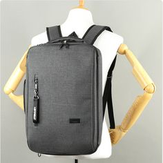 3 Way Backpack Business Laptop Bag for Men LEFTFIELD 683 (12)