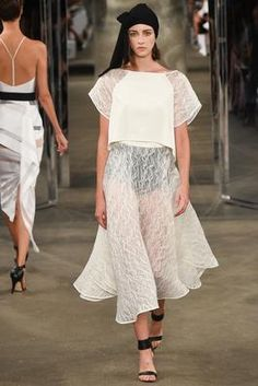 Milly Spring 2015 Ready-to-Wear Fashion Show: Complete Collection - Style.com