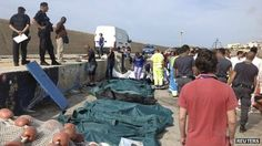 At least 130 African migrants have died and many more are missing after a boat carrying them to Europe sank off the southern Italian island of Lampedusa. - BBC- Oct. 3rd 2013
