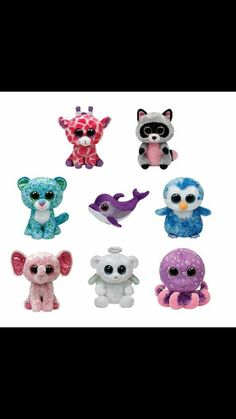 Ty stuffed animals